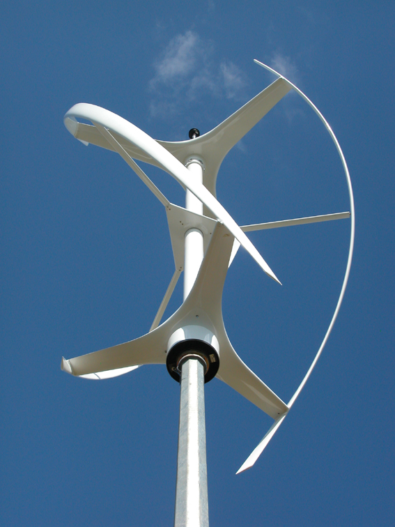 Sky Harvest to acquire vertical axis wind turbine technology and ...