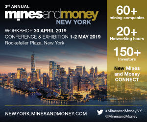 Mines and Money New York