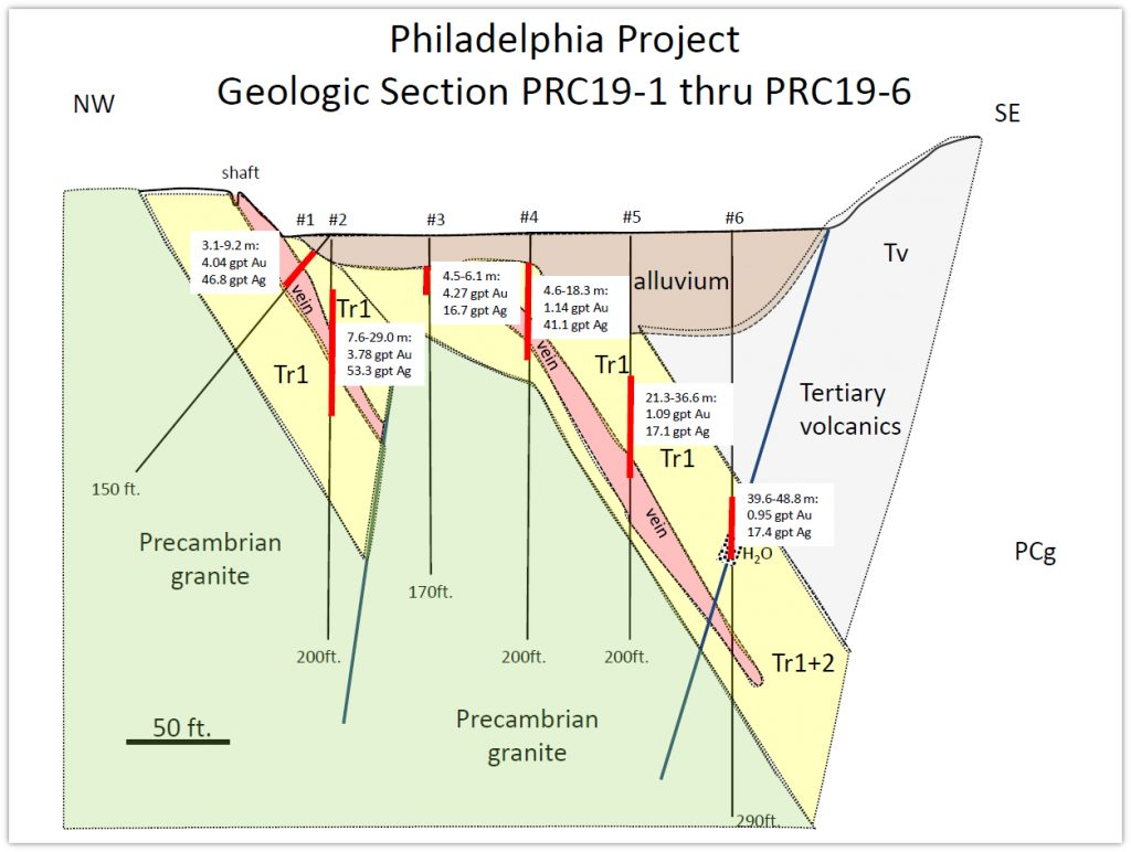 Drilling Continues to Intersect Gold, Silver, Beryllium at